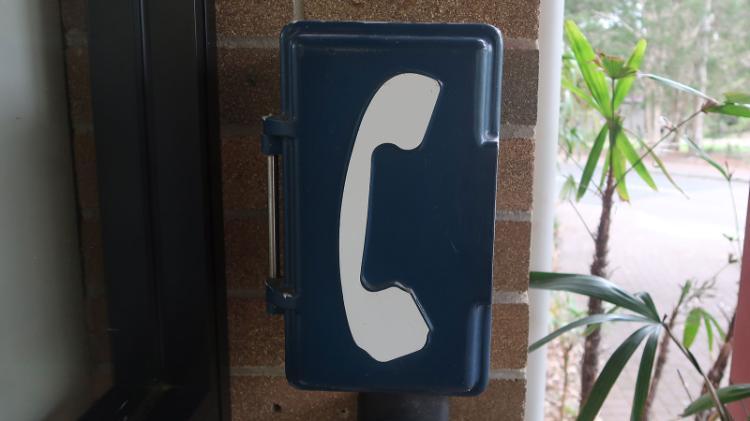 Security telephone