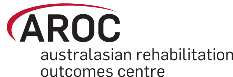 Australasian Rehabilitation Outcomes Centre (AROC)