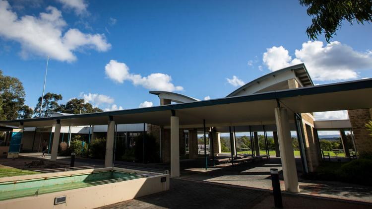 Generic shot of Shoalhaven Campus