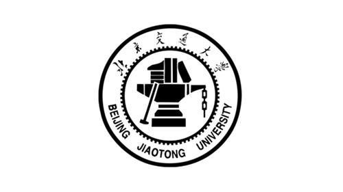 Beijing Jiaotong University logo
