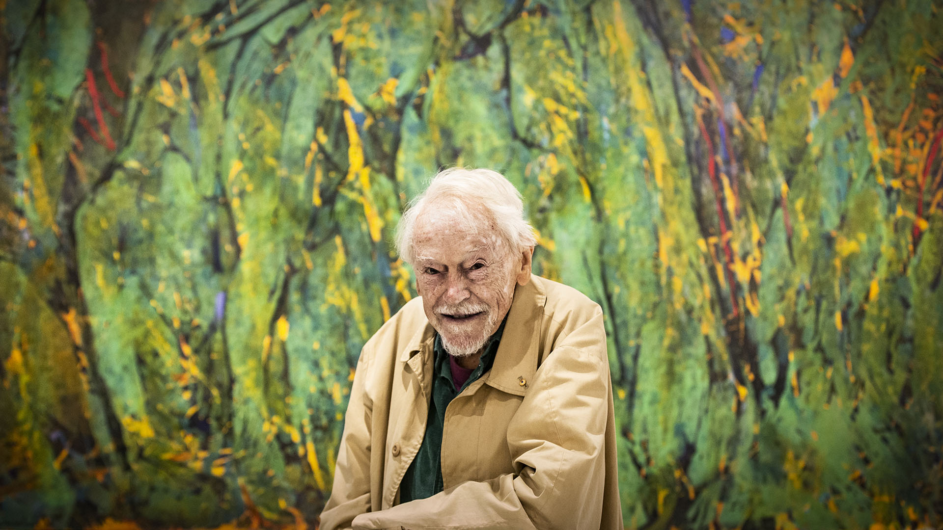 The University of Wollongong is celebrating the life and art of renowned artist Guy Warren AM, with the launch of an exhibition that showcases his work and his immense contribution to Australia's artistic landscape.