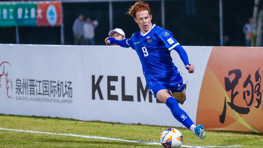 UOW player wins golden boot in international tournament