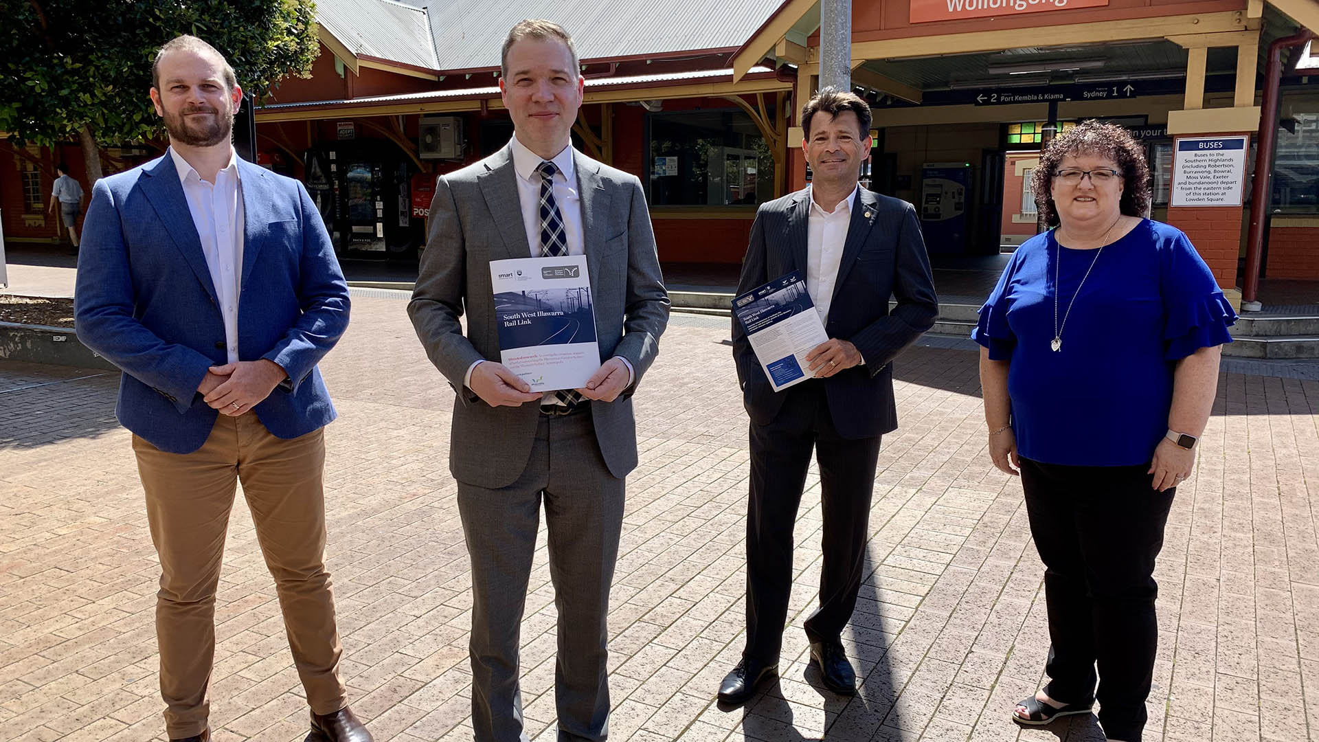 UOW backs South West Illawarra Rail Link proposal