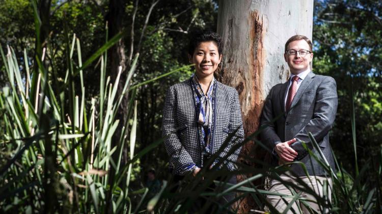 Xiaoqi Feng and Thomas Astell-Burt