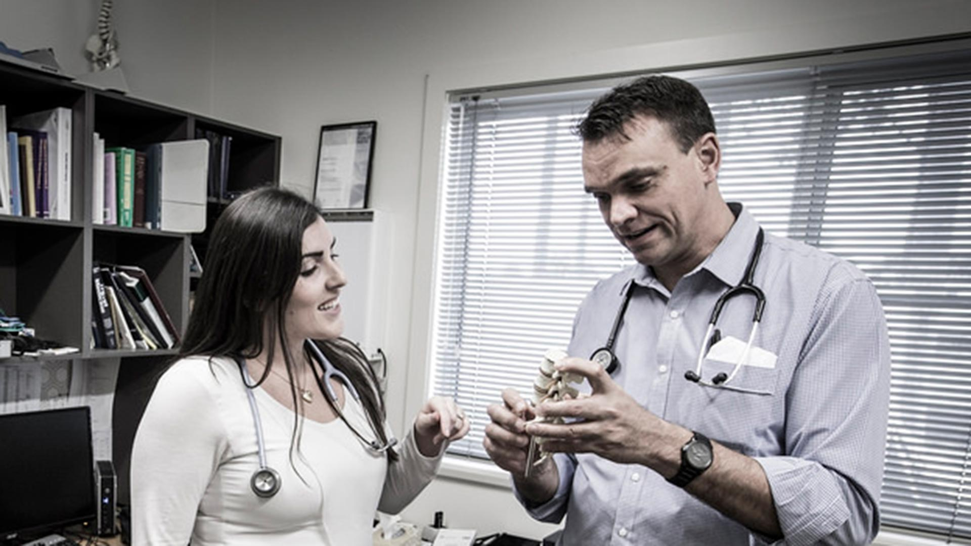 Great minds gather to envision person-centred health care