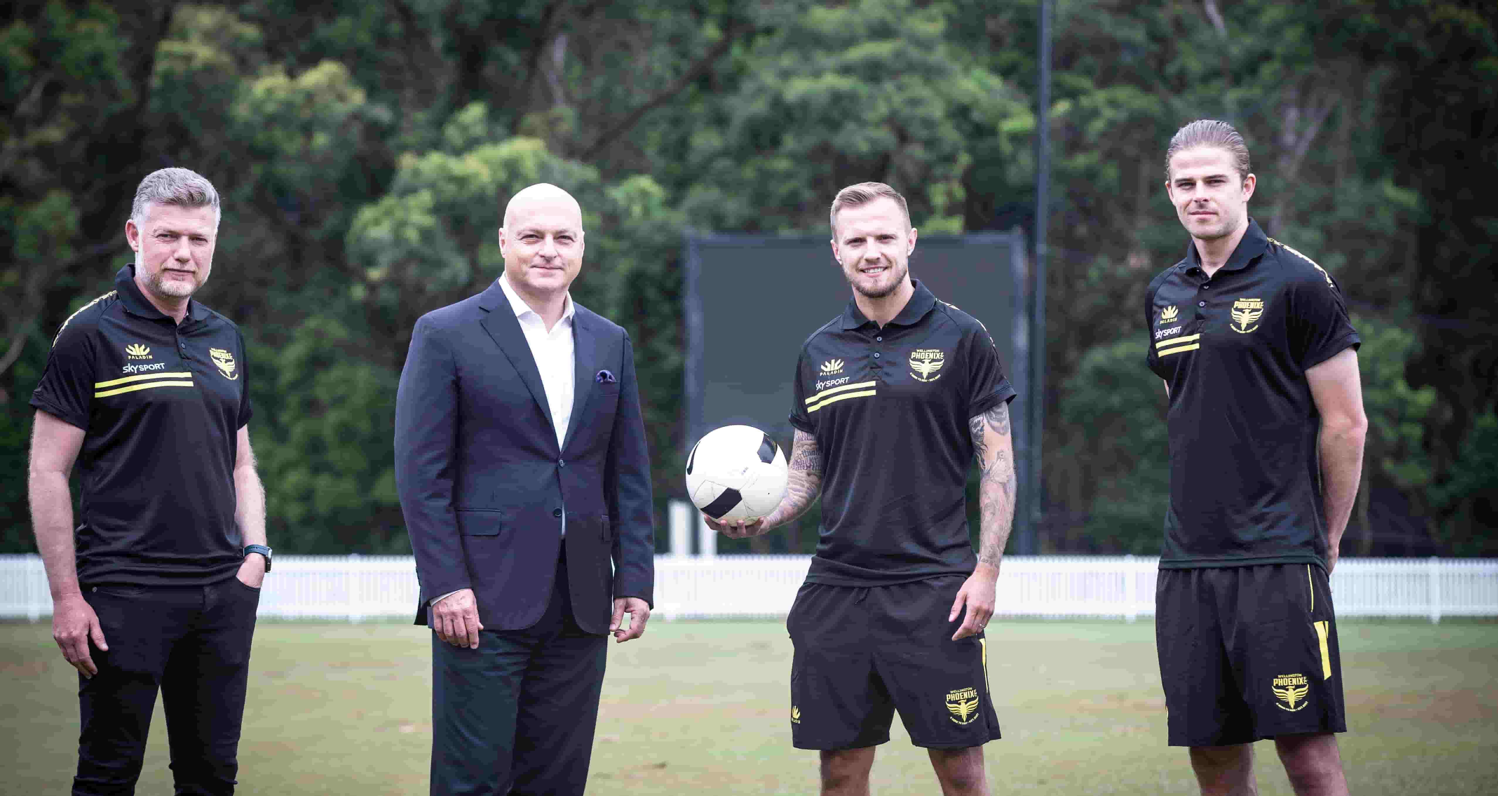 Wellington Phoenix makes UOW permanent training base